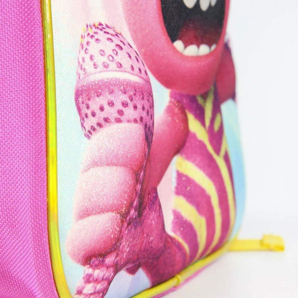 Mochila con Ruedas Infantil 3D Cerd/á