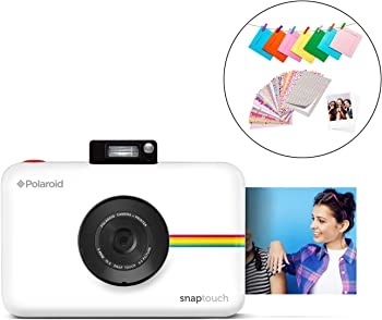 Polaroid SNAP Touch 2.0 13MP Portable Instant Print Digital Camera
