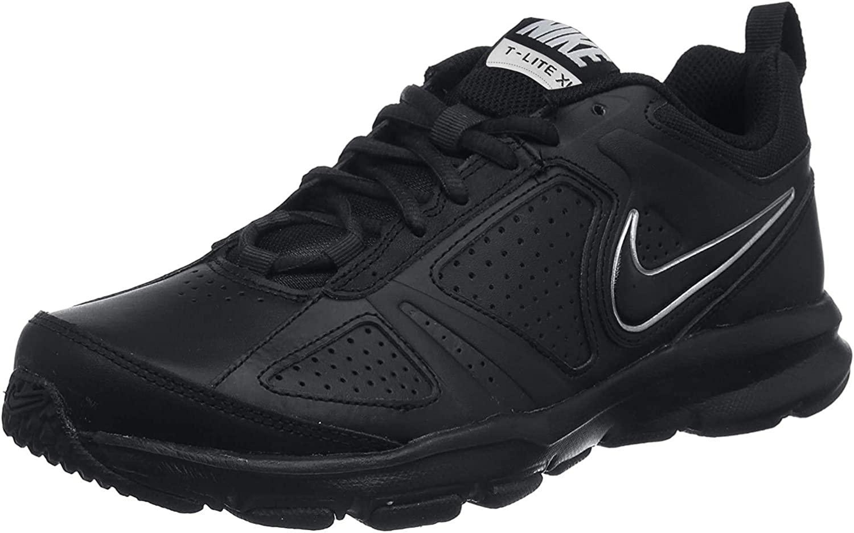 Chaussures NIKE T Lite XI 616544 007 BlackBlack Metallic
