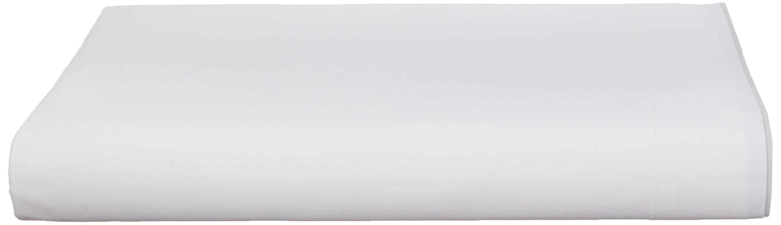 Calvin Klein Home Series 01 Flat Sheet, King, Grey