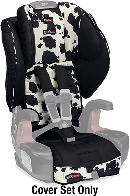 Cowmooflage Britax Frontier ClickTight Harness-2-Booster Car Seat Cover Set