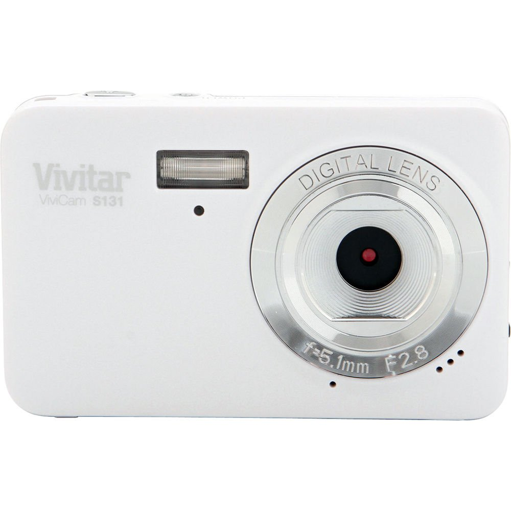 Vivitar 16.1MP Digital Camera with 3 Inch TFT, Colors/Styles May Vary