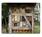 Best unknown In Breeds - Natural Rubber Gaming Mousepad Insect hotel from natural Review