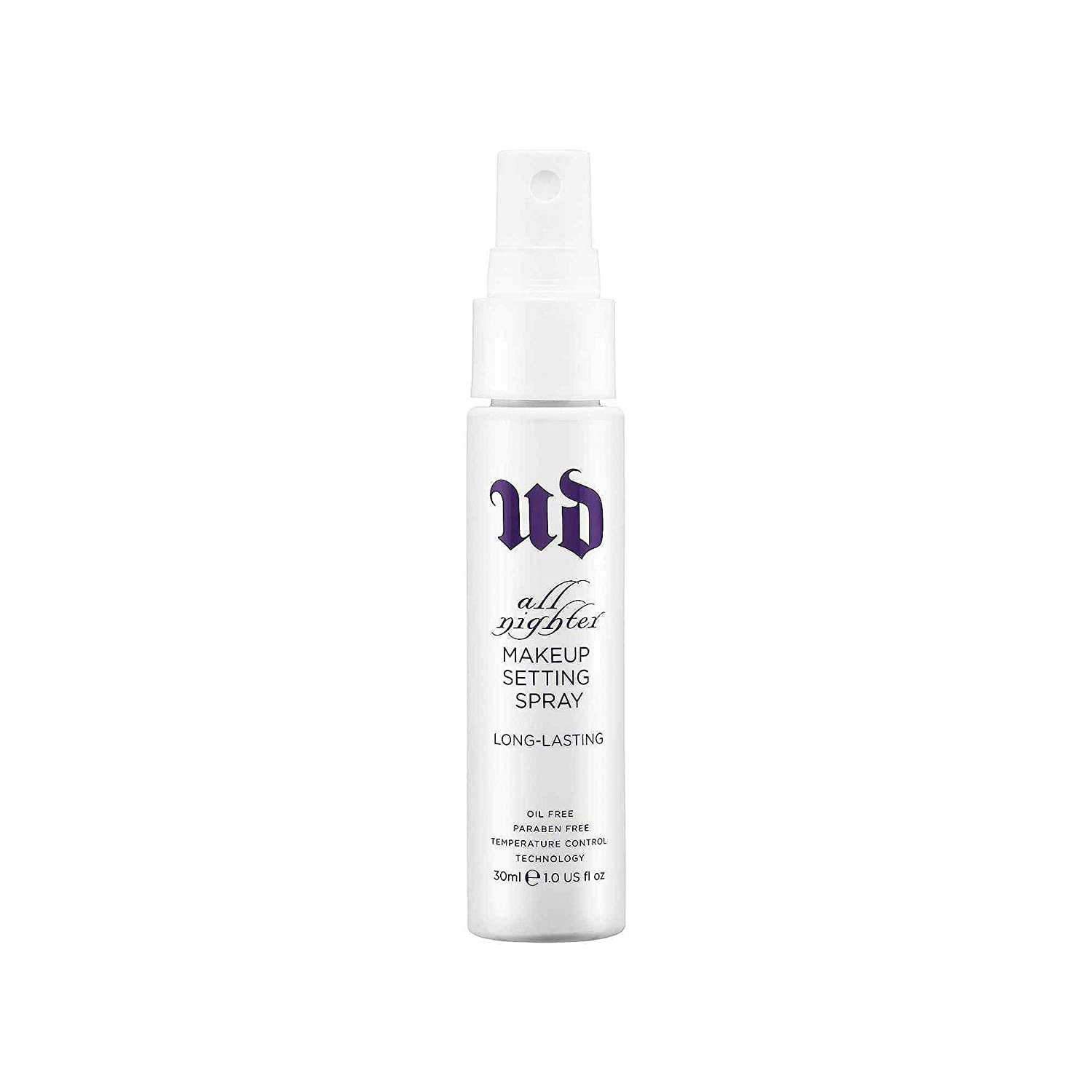 Urban Decay All Nighter Makeup Setting Spray Long Lasting 30ml