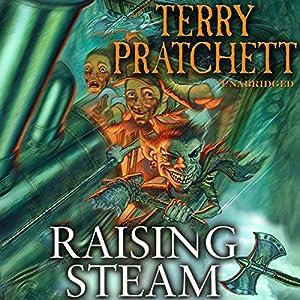 Raising Steam Audiobook