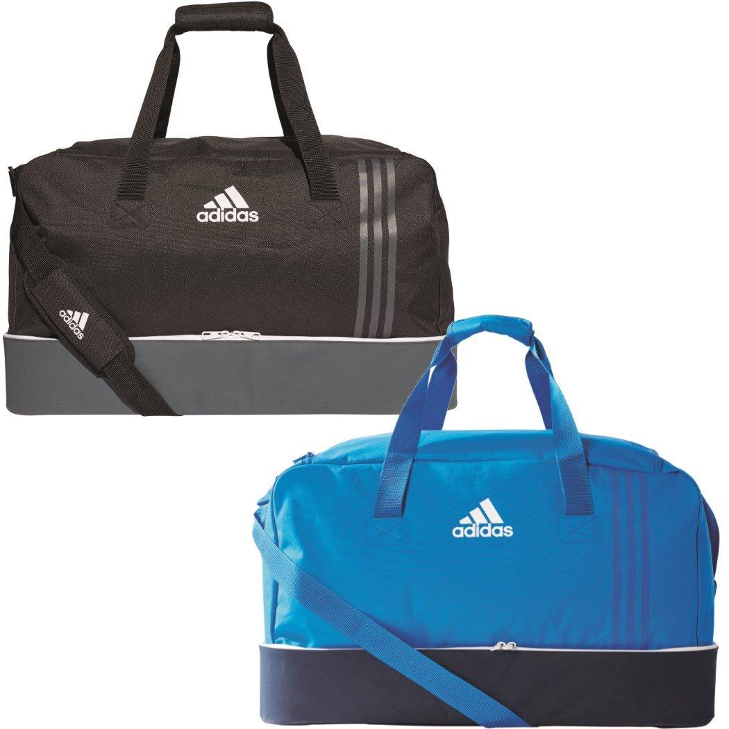 Adidas Sporttasche mit Bodenfach Tiro Größe L Blau kaufen