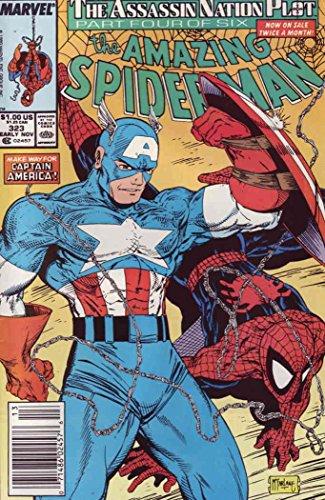 Download Amazing Spider-Man #323 B000FBYMTY