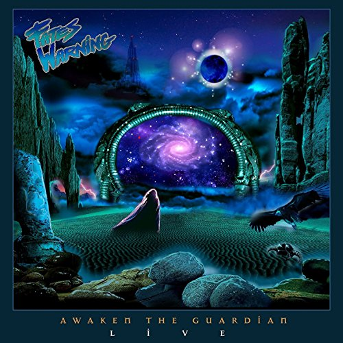 Vinilo : Fates Warning - Awaken The Guardian Live (Limited Edition, Black, 180 Gram Vinyl, 2 Disc)
