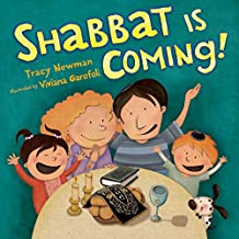 Shabbat Is Coming!