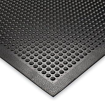 Notrax Comfort-Eze Anti-Fatigue Mat - 3X5\' - Black - 3x5\': Kitchen ...