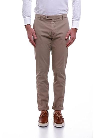 Stretch Mod Fg0100x Scslim Pantaloni Uomo Berwich Gabardine CUAX0SxwCq