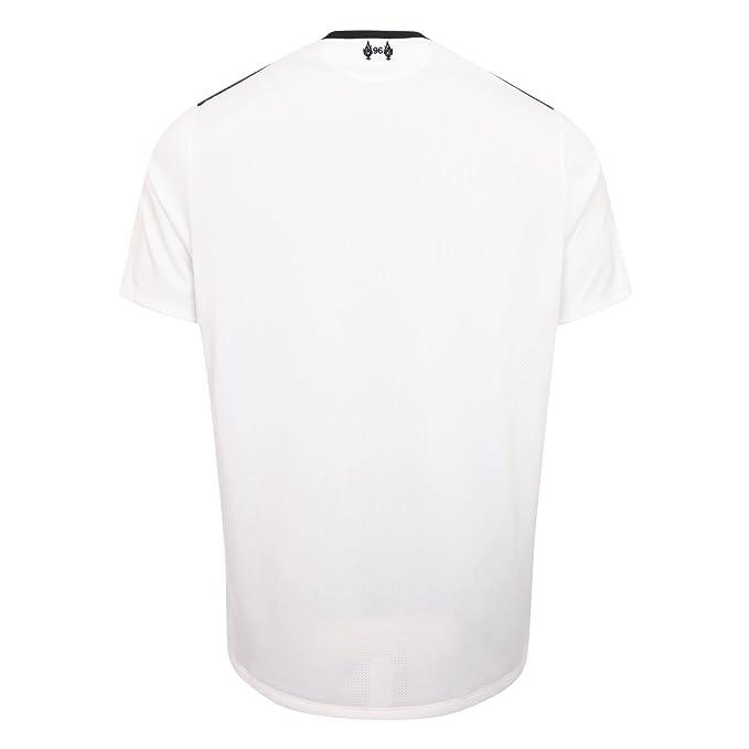 974503668d7 Liverpool FC LFC Mens Replica Away Shirt 17 18 - Salah Official  Amazon.ca   Sports   Outdoors