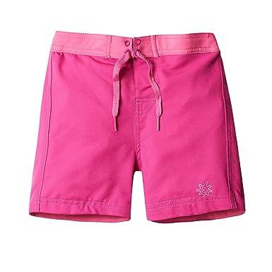 5b8a779aca UV Skinz Girl's UPF 50+ Board Shorts – Sun-Blocking Swim Shorts for Girls
