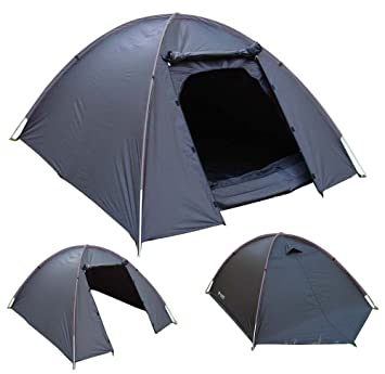 2 Man Super Deluxe C&ing Kit - Blackout Tent  sc 1 st  Amazon UK & 2 Man Super Deluxe Camping Kit - Blackout Tent: Amazon.co.uk ...