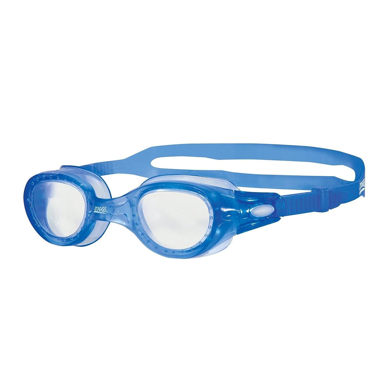 ZOGGS Phantom Transparente Adulto UV antivaho Gafas De Natación, Negro/Verde: Amazon.es: Deportes y aire libre
