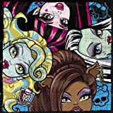 Monster High Party Napkins, 16ct