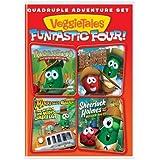 Veggitales Funtastic Four!