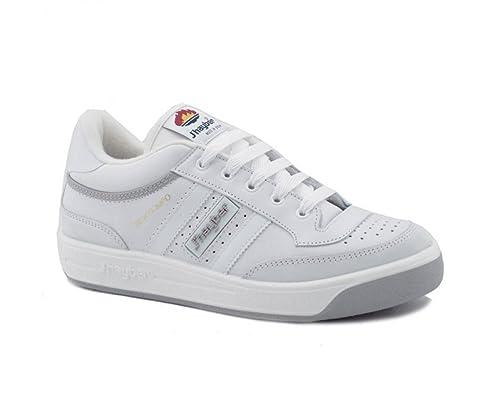 J-Hayber NEW Olimpo - Zapatillas deportivas para hombre, color blanco, talla 40