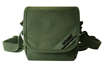 Tiffen Domke 700 51D F 5XA Small Shoulder and Belt Bag   Olive Green Filters