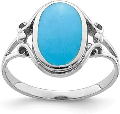 Turquoise Ring Gemstone Ring Dainty Ring Gift For Her Women Ring Turquoise Jewelry Sterling Silver Ring Birthday Gift Boho Ring