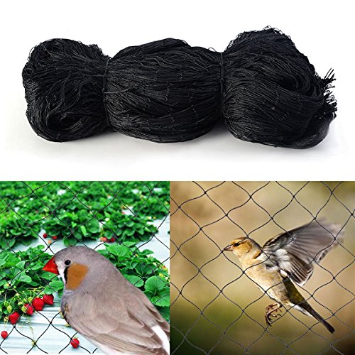 (MasterPanel - Anti Bird Netting 50'X50' Soccer Baseball Game Poultry Fish Net 2