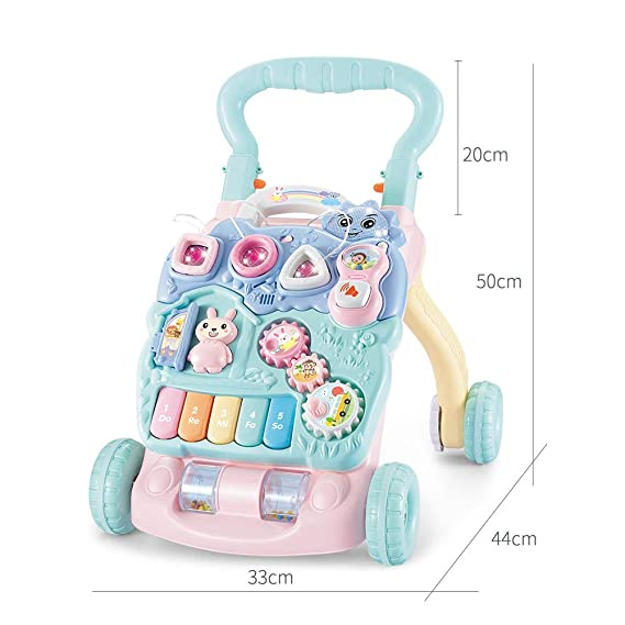 MENGWF Andador para Bebés, Apto para Niños De 3-36 Meses,Andador ...