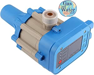Automatic Electronic Switch Control Water Pump Pressure Controller 110 or 220V (works on both)