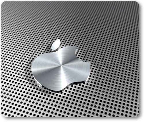 6 opinioni per Effetto alluminio logo Apple–Qualità del mouse