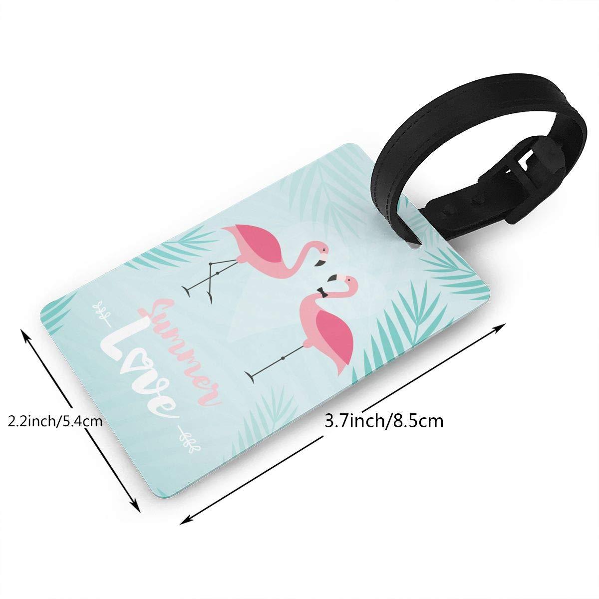 Amazon.com: Etiquetas de equipaje Flamingo Clasificación de ...