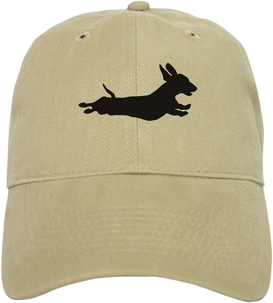 CafePress Dachshund 1 Cap Baseball Cap