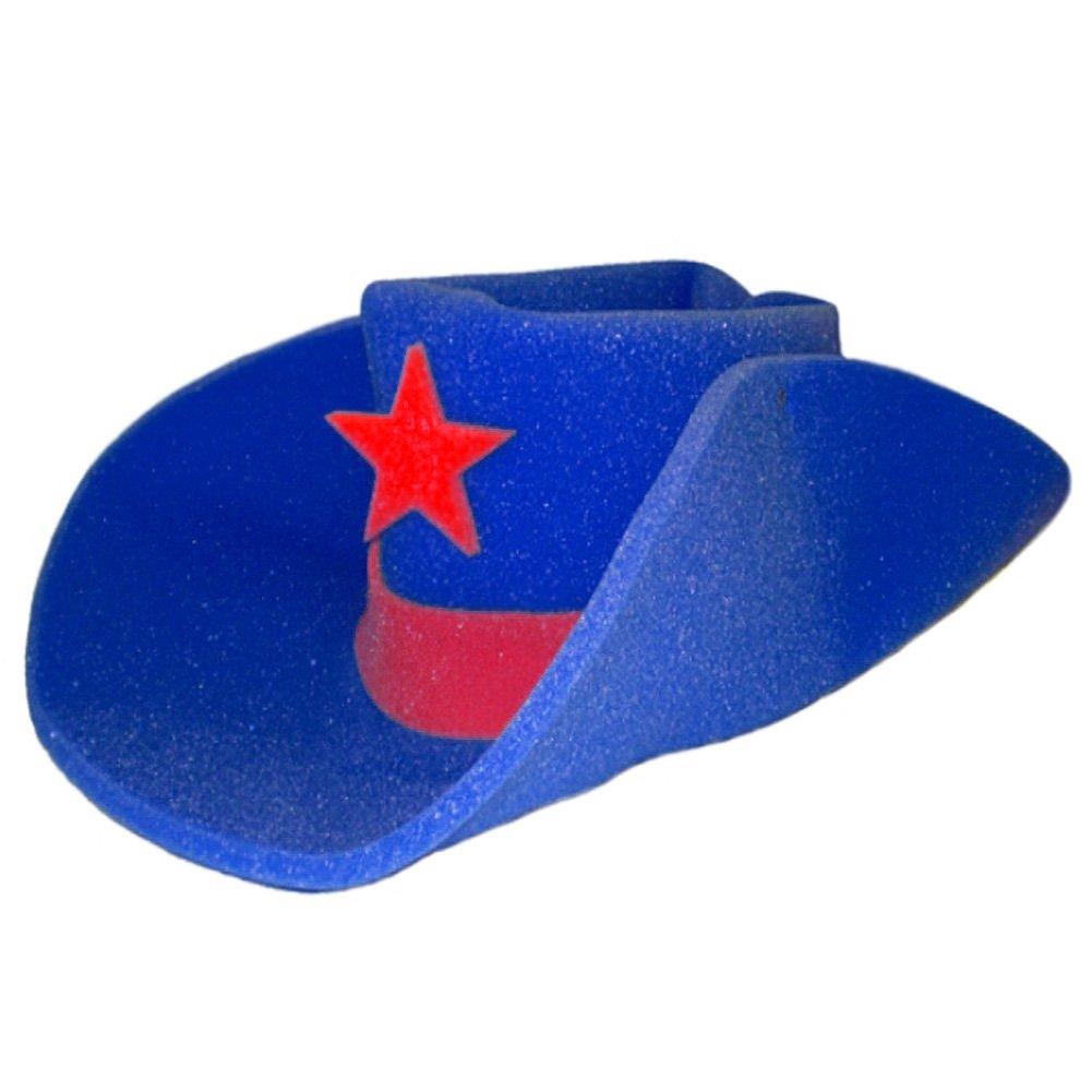 4724629b6 Giant Foam Cowboy Hat Blue: Amazon.ca: Toys & Games
