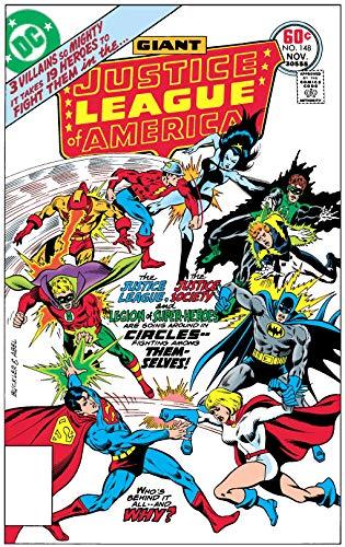 Justice League of America: The Bronze Age Omnibus Vol. 3