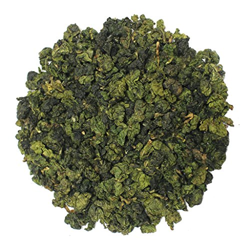 The Tea Farm - Dong Ding Oolong Tea - Chinese Loose Leaf Oolong Tea (16 Ounce Bag) by The Tea Farm