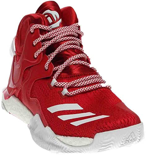 b890e4345ee1 Image Unavailable. Image not available for. Color  adidas Mens SM D Rose 7  NBA Athletic   Sneakers