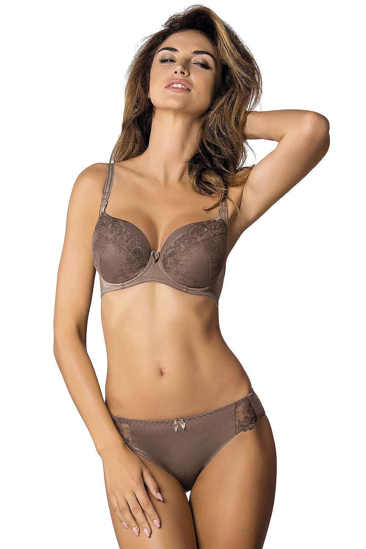 Diversión sexy Gorteks Yvette Tanga Clásico Casual Para Mujeres Con Bordado Bordado Con Estampado Con Motivo Floral - Hecho En La UE 3f808c