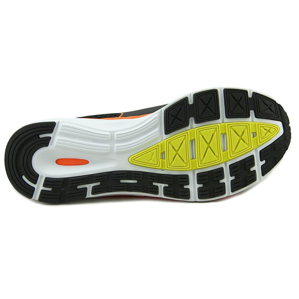 PUMA Men's Speed Shoe 500 Ignite 2 Running Shoe Speed B074WFBRCR 9 D(M) US|Puma Black/Shocking Orange 09ce15