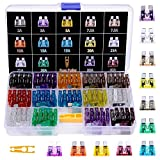 140pcs ATO/APR/ATC Fuse Car Kit Assorted Auto Car