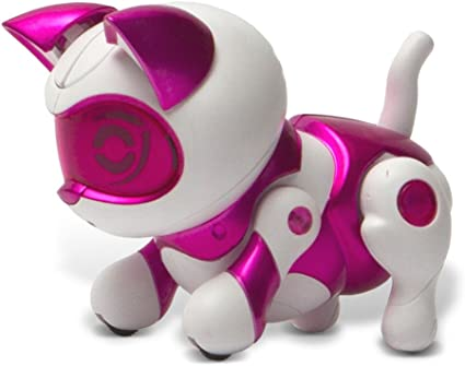 Cool Toys For Girls Robot Kids Children 5 6 7 8 9 Year Olds Cat Kitten Gift Pink