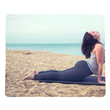 alfombrilla de ratón Yoga - rectangular - 23cm x 19 cm ...