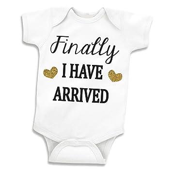 baby girl arrived