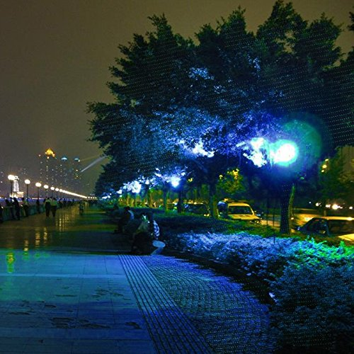 Led Landscape Lighting Cost: Us-vision Outdoor Holiday Waterproof Green Laser Lighting