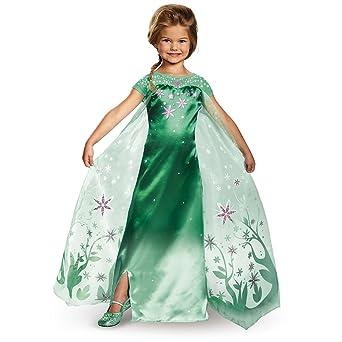 49a52c84b2ff2 アナと雪の女王 エルサのサプライズ ドレス エルサ 子供 女の子用 コスチューム ディズニー プリンセス