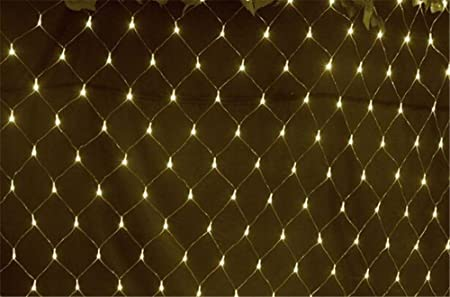 Xiaojia net lights christmas outdoor waterproof 8m x 10m 2600 led xiaojia net lights christmas outdoor waterproof 8m x 10m 2600 led net mesh decorative fairy lights aloadofball Images