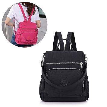 5d14a77624 Women Nylon Backpack