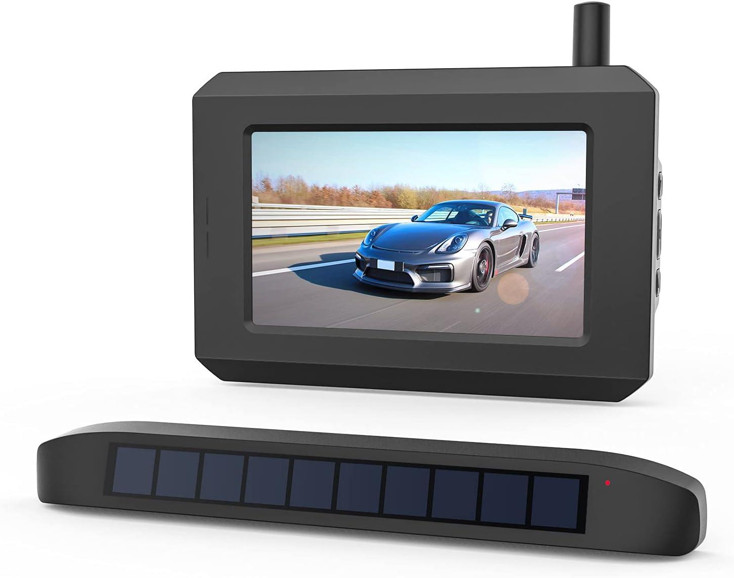 Boscam Solar Digital Wireless Backup Camera $105.99 Coupon