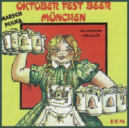 Oktober Fest Beer Munchen