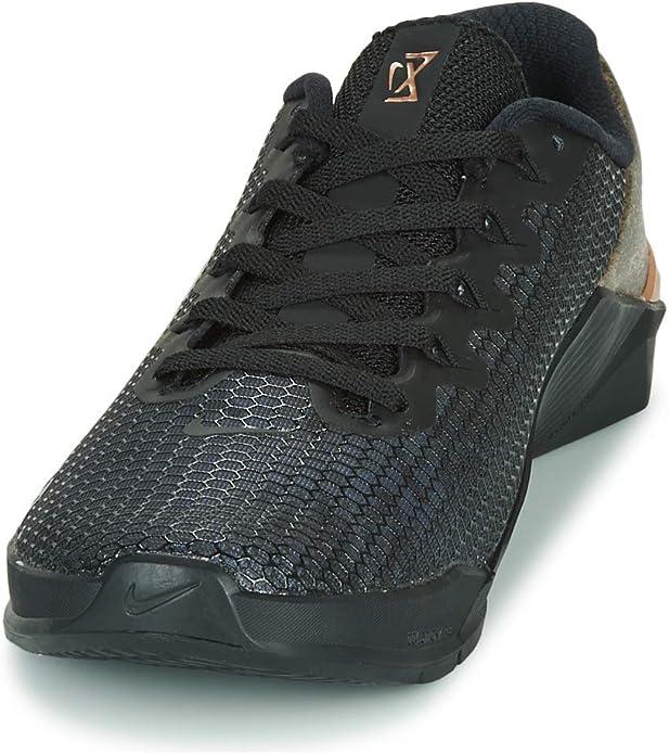 permanecer Concesión fluido  Amazon.com | Nike Women's Metcon 5 X Training Shoes (11, Black/Bronze) |  Fitness & Cross-Training