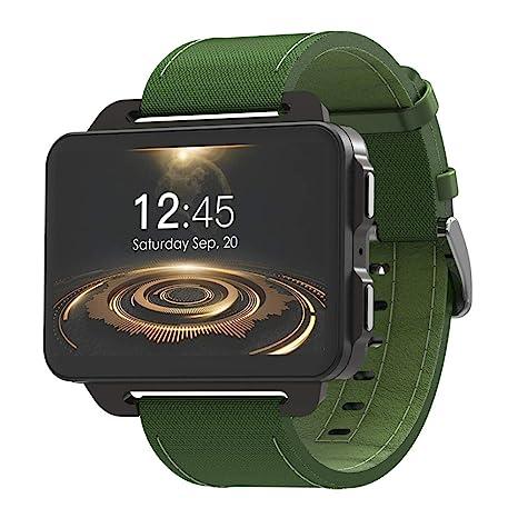 OOLIFENG - Reloj Inteligente con Bluetooth, Pantalla IPS DE 2,2 ...