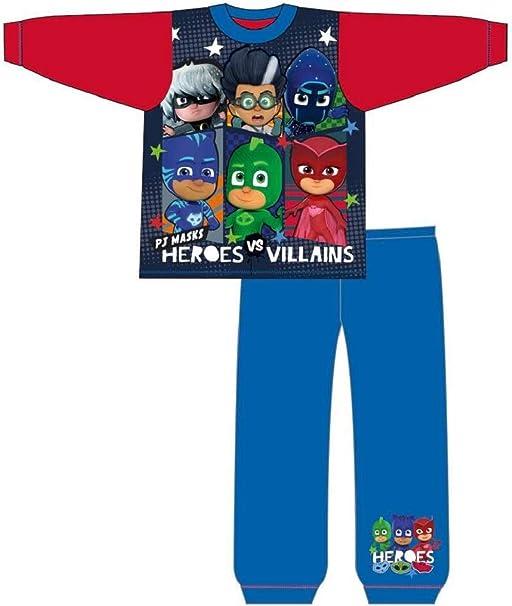 PJ Masks Boys Heroes Vs Villanos Pijama... (Nightfire/Pageant, 2-3y)