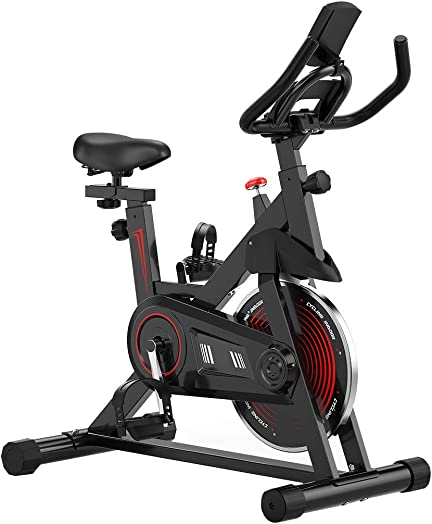 Shipping from US Exercise Bike Stationary 330 Lbs Weight Capacity